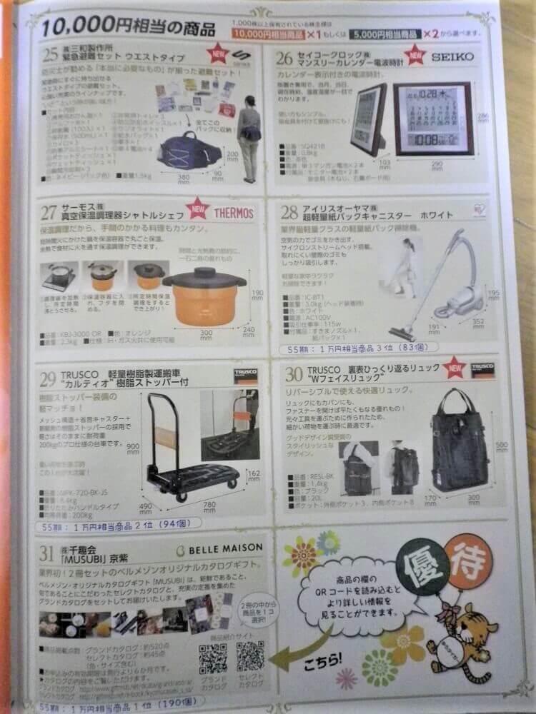 201812トラスコ中山株主優待商品4/4