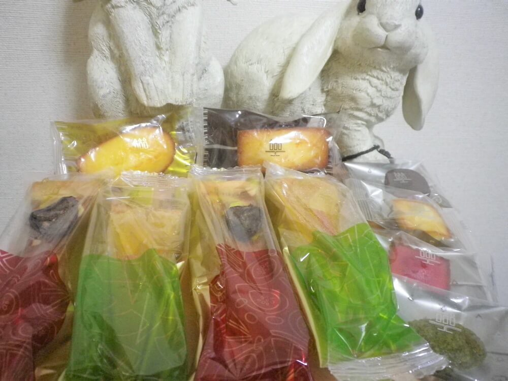 201902MORESCO優待、兵庫県の物産品5