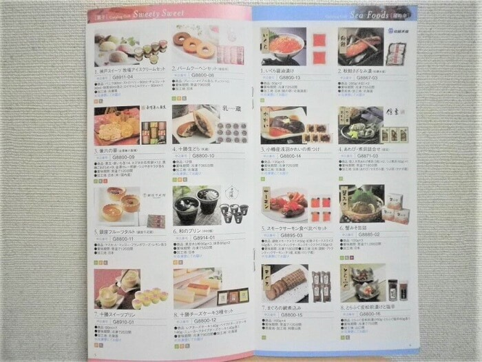 201903アイコム株主優待カタログ4