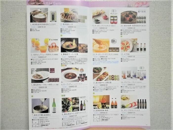 201903アイコム株主優待カタログ6