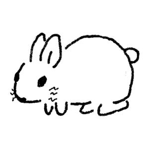 ウサギマン(右サイド)