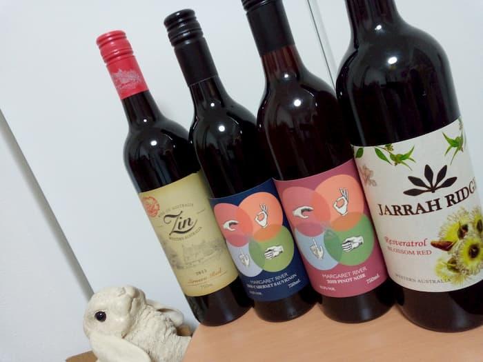 202009エスクリ株主優待|アニクリギフトストアクーポンで買ったワインの福袋(赤ワイン)