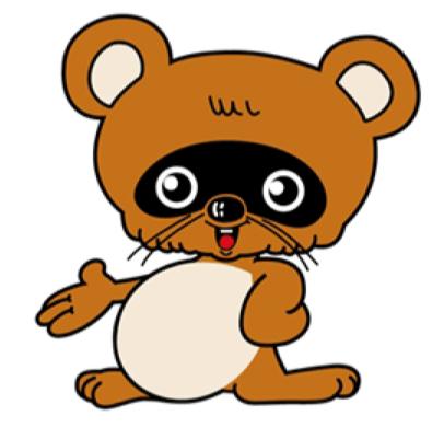 クワザワホールディングスマスコットキャラクター「たんたん」